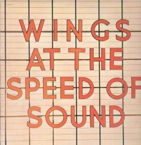 AT THE SPEED OF SOUND LP FRENCH PATHE MARCONI 1976