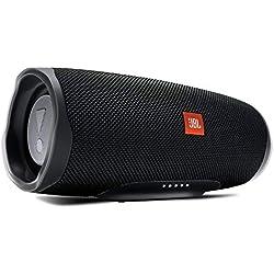 JBL Charge 4 - enceinte Bluetooth Portable avec Usb - Robuste et Étanche : pour Piscine et Plage - Son Puissant - Autonomie 20 Hrs - Noir