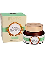 Iraya Almond Nutrifying Skin Food Face Cream 50g