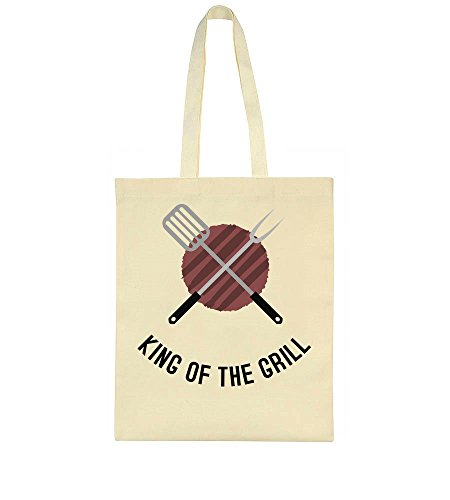 King Of The Grill Cool Spatula Equipment For Grill Tote Bag