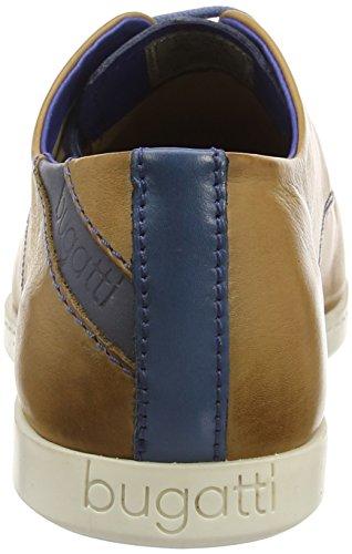 Bugatti K20031, Sneakers Basses homme Marron (Cognac 644)
