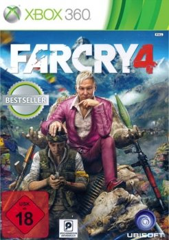Xbox 360 Jagd-video-spiele (Far Cry 4)
