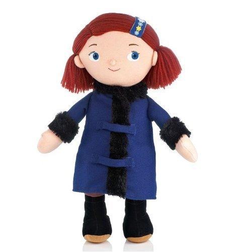 Macy's Yes Virginia 15 Plush Doll