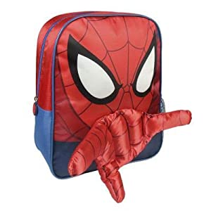 Spiderman CD-21-2211 2018 Mochila Infantil, 40 cm, Multicolor