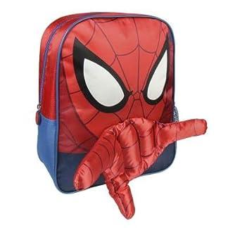 41tjt4W06YL. SS324  - Spiderman CD-21-2211 2018 Mochila Infantil, 40 cm, Multicolor