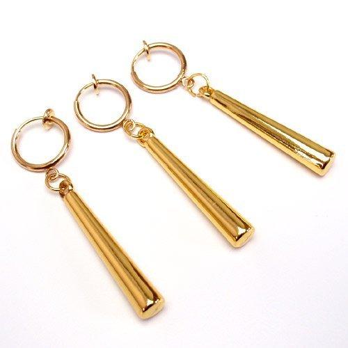 [No need for piercing] ONE PIECE one piece Roronoa Zoro wind pierced (japan import)