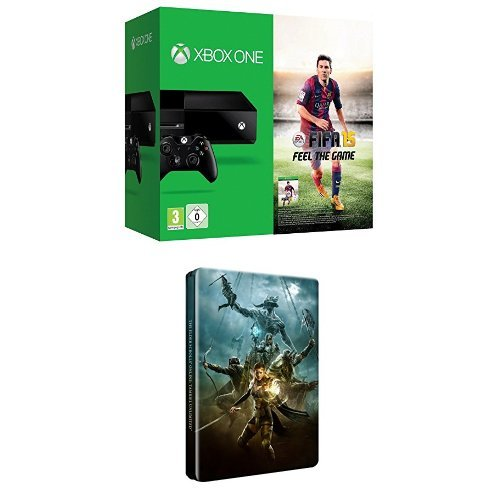 l. FIFA 15 (DLC) + The Elder Scrolls Online: Tamriel Unlimited - Steelbook Edition (exklusiv bei Amazon.de) ()