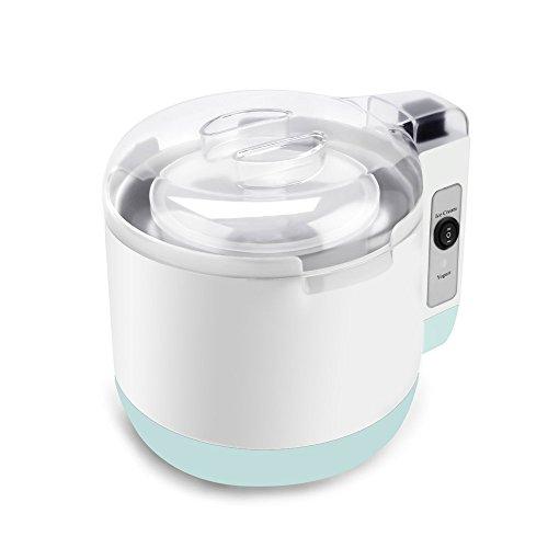 Dmail - Macchina per gelato e yogurt 2 in 1