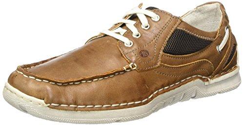 online store 0241c a532c Josef Seibel Edric 13, Chaussures bateau homme Marron Braun ...