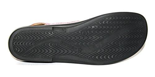 Ganter Damen Schuhe Sandalen, Weite E Violett (Lila)
