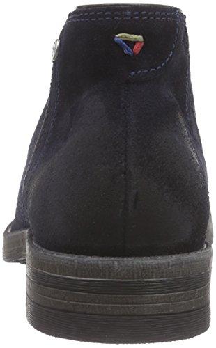 Wrangler Stone Desert, Desert boots homme Bleu (17 Dk.navy)