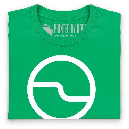 General Tee Classic Curves - Wall of Champions T-Shirt, Damen Keltisch-Grn