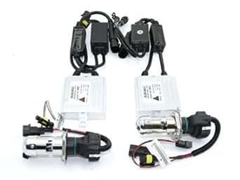 Nouvelle H4-3 10000K Bi-Xenon Lumière Xenon/Luminaire Véhicule HID Car Kit Slim CAN-BUS Ballast