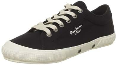 Pepe Jeans Bump, Baskets mode homme - Noir (999 Black), 40 EU