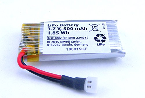 Preisvergleich Produktbild LiPo Akku 3,7V / 500 mAh X-Spy 2.0 Revell 2.0