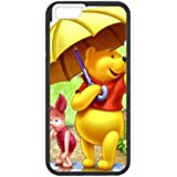 Phone Protector Daurable Custom Rubber Winnie the pooh Cover Case for iPhone 6/6S Coque Cas iPhone 6 P6492