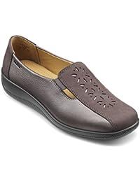 a21d2c98d1 ... Ballet Flats. Hotter Calypso Extra Wide Women's Shoe