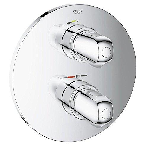 GROHE Grohtherm 1000 | Brause- und Duschsysteme -  Brausearmatur | für GROHE Rapido T Unterputz-Thermostat | 19984000