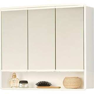 JOKEY armoire à glace Lymo - Largeur 59 cm - blanc - miroir de salle de bain