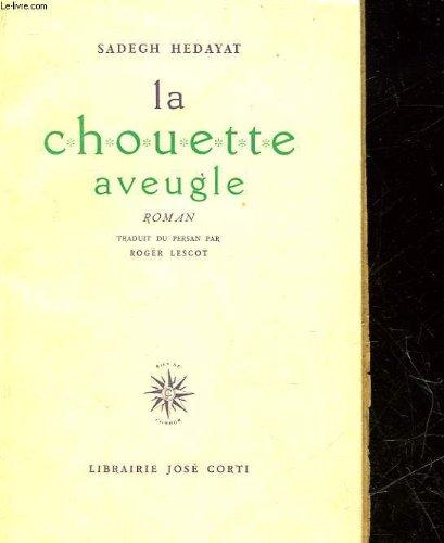 La Chouette Aveugle [Pdf/ePub] eBook