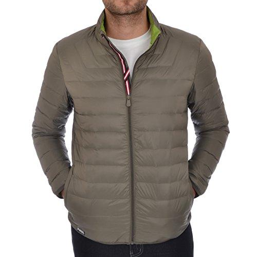 Puffa Country Sports - Blouson - Veste damassée - Homme vert olive