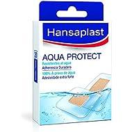 Hansaplast Apósito Aqua Protect, 2 Tamaños - 20 Unidades