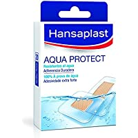 Hansaplast Pflaster Aqua Protect, 2Größen, 20Stück preisvergleich bei billige-tabletten.eu