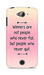 AMEZ but people who never quit Back Cover For Acer Liquid Z530