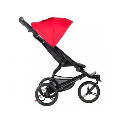 Mountain Buggy Mini 3 Travelset - BERRY - 2016
