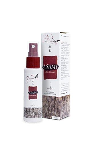 Asami Haarpflege verbessert Qualität ohne Baldness natürliche Inhaltsstoffe