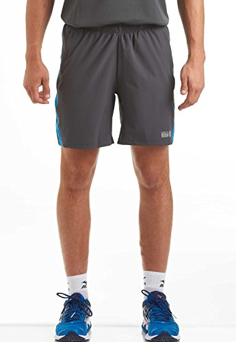 Time To Run Men's Trail Spirit Running/Gym/Training/Workout/Jogging Short With Rear And Side Pockets