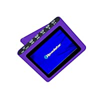 Roadstar 1.8  Portable MP4 Player with FM Stereo Radio with Built-in 4GB Flash Memory - Purple
