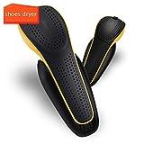 TYXTYX Elektrischer Schuhtrockner 220V tragbarer einziehbarer elektrischer Stiefeltrockner desodorierende Vorrichtung Handschuhtrockner (Größe: 18 x 7 cm, 15 W)