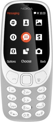 Nokia 3310 Dual SIM- Grey (2017)