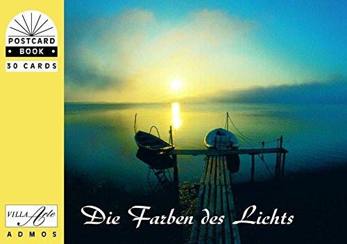 Die Farben des Lichts / The Colours of Light: Postkartenbuch