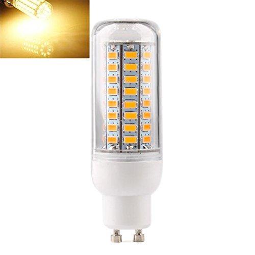 Preisvergleich Produktbild zhuotop GU1025W 72LED 5730SMD für Mais Strahler Lampe Sets, Warmweiß, 110V