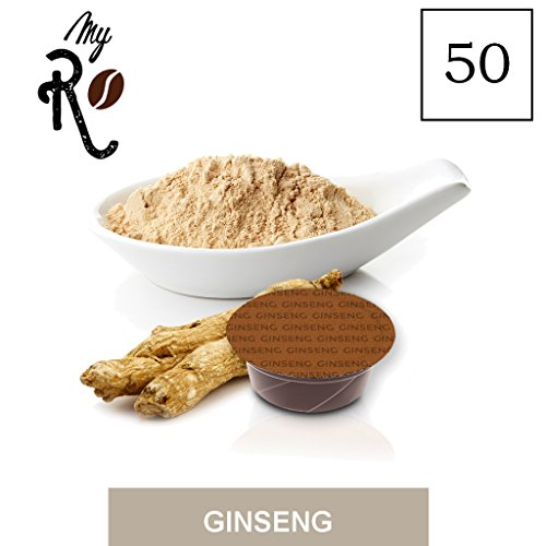50 Ginseng kapseln - A modo Mio Kompatible kapseln - MyRistretto