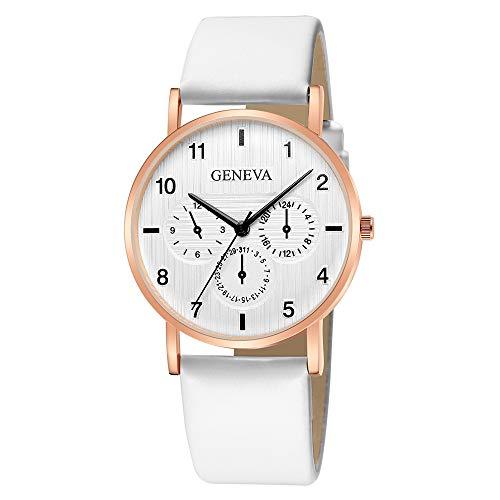 Neueste! Armbanduhr Damen Uhren Frauen Mode Classic Retro Zifferblatt Bracelet Women Watches Armband LEEDY