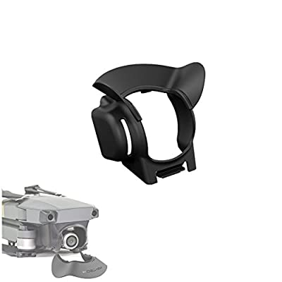 Hensych® PTZ Lens Protection Cover Anti-glare Lens Hood accessories for DJI Mavic Pro