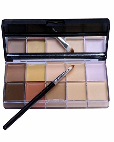 Kiss Beauty Allround 10 Colors Contour Concealer Made to stay Highlighter 956