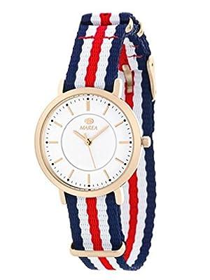 Reloj Marea Mujer B21165/6 Azul, Rojo y Blanco