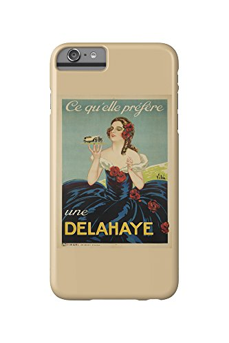 delahaye-vintage-poster-artist-vila-france-c-1935-iphone-6-plus-cell-phone-case-slim-barely-there