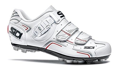 Sidi–Scarpe da ciclismo da donna da moto MTB Buvel bianco Bianco - bianco