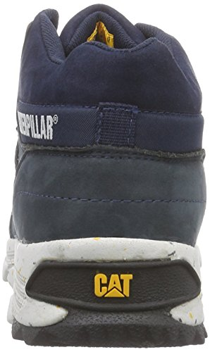 Caterpillar INTERACT MID, Baskets hautes homme Bleu (Navy)