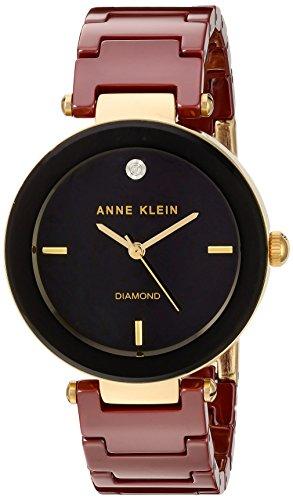 anne-klein-reloj-de-vestido-de-las-mujeres-de-cuarzo-metal-y-ceramica-color-rojo-modelo-ak-1018bkby