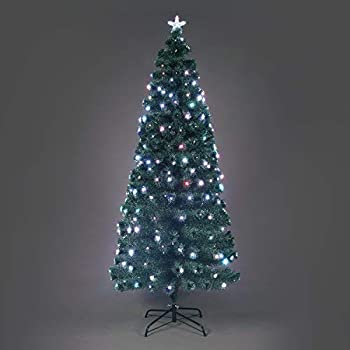 Celebration Occasion Supplies Gold Pom Pom Fibre Optic Pre Lit Christmas Tree 3ft 4ft Xmas Tree Home Furniture Diy Zabbaan Com