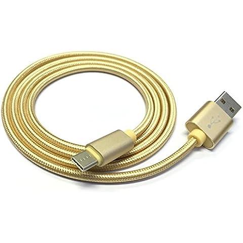 Keple | Golden Disco a Type-C Cable Cargador y de sincronización de datos USB 3.0para Sandisk 32GB unidad flash USB |