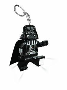 Lego - Llavero con luz de Darth Vader de Recreation
