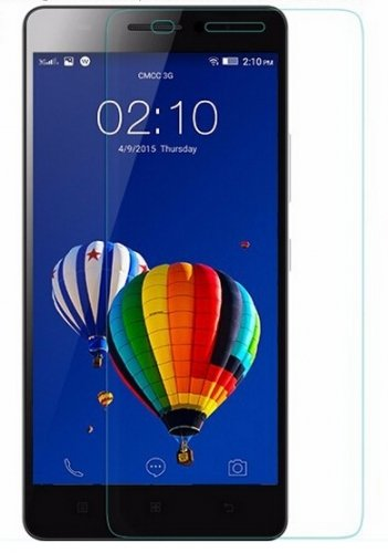 RSC POWER+ 0.3Mm Pro, Tempered Glass Screen Protector For Lenovo A6000 Plus  available at amazon for Rs.109