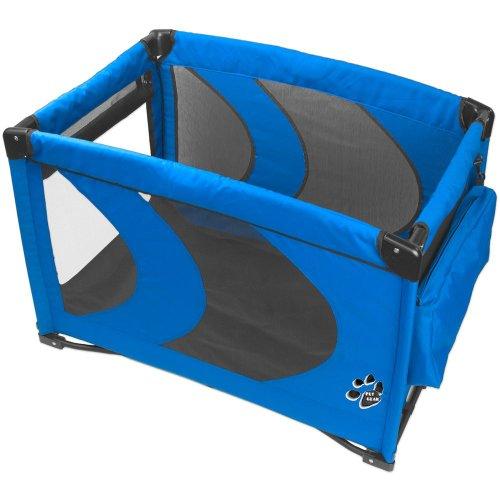 Artikelbild: Pet Gear Tragbarer Hundeauslauf, blau